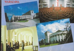 POLONIA - WARSZAWA - VARIE VEDUTE - NUOVA - Polonia
