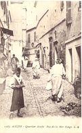 Alger Quartier Arabe Rue De La Mer Rouge - Algiers