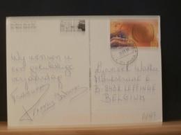80/681  CP POUR LA BELG. TIMBRE DEFECTUEUX - Cape Verde