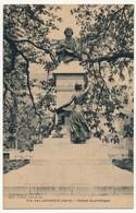 CPA - VALLERAUGUE (Gard) - Statue Quatrefages - Valleraugue