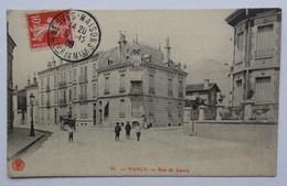 CPA Nancy, Rue De Laxou, 1909, éditeur Cuny - Nancy