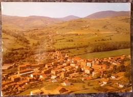 PONTCHARRA-SUR-TURDINE (69).VUE GENERALE AERIENNE.CIRCULE 1988. - Pontcharra-sur-Turdine
