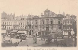 59 - LILLE - La Grand' Place Et La Grand' Garde - Lille