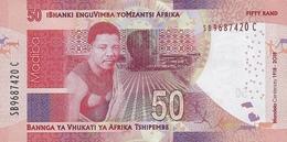 SOUTH AFRICA P. NEW  50 R 2018 UNC - Afrique Du Sud