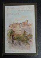 RARE  CHROMO  HUNTLEY-PALMERS.  HUT-19  Vues D'Italie. TIVOLI.   TEMPLO DI VESTA - Vieux Papiers