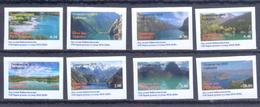 2018. Tajikistan, Nature, Landscapes Of Tajikistan, 8v IMPERFORATED, Mint/** - Tadschikistan