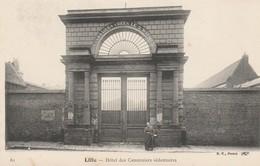 59 - LILLE - Hôtel Des Canonniers Sédentaires - Lille