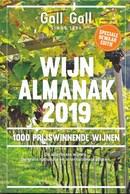 Gall&Gall - Wijnalmanak 2019 - Bewaareditie - Jaar Van Uitgifre 2018 - Practical