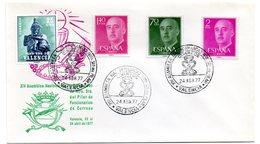 Carta  Con Matasellos Commemorativo  Asamblea Hermandad 1977 - 1931-Hoy: 2ª República - ... Juan Carlos I