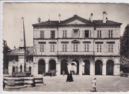 74 THONON Les BAINS L'Hôtel De Ville , Façade Syndicat D'initiative , Voiture Année 1950 - Thonon-les-Bains