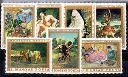 Serie De Hungría N ºYvert 2044/50 (**) - Hungary