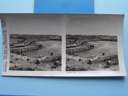 SAINT-MALO : Vue Vers St. Servan : S. 203 - 4253 ( Maison De La Bonne Presse VUES De FRANCE ) Stereo Photo ! - Photos Stéréoscopiques