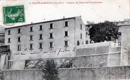 66 - PRATS De MOLLO - Caserne Du Dépot Des Convalescents - Other Municipalities