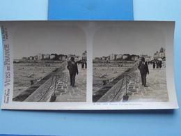 PARAMé : Vue Vers Rochebonne : S. 203 - 4257 ( Maison De La Bonne Presse VUES De FRANCE ) Stereo Photo ! - Stereoscopic