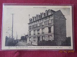 CPA - Epinay-sur-Seine - Maison Martin, Poste Auxiliaire - Rue Des Solivats - France