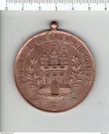 Medaille 032 - VILLE DE BRAINE LE COMTE - Tokens Of Communes