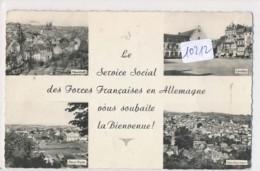 LOT 12 Cartes  Forces Françaises En Allemagne (FFA- Militaria ) ( Scans RV Pour  Catégorie, Nature,  Détailsn  état...) - Cartoline