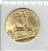 Medaille 034 - URBS BRUXELLAE GRATA - Tokens Of Communes