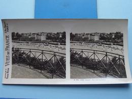 DINARD : Vue Vers Le Casino : S. 204 - 4269 ( Maison De La Bonne Presse VUES De FRANCE ) Stereo Photo ! - Stereoscopic