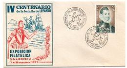 Carta Con Matasellos Commemorativo  Dia De Administraciones Postales - 1931-Hoy: 2ª República - ... Juan Carlos I
