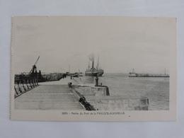 Sortie Du Port De La Pallice-Rochelle  Ref 0832 - La Rochelle