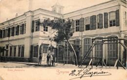 Turquie - Smyrne - Ecole Américaine - Photo Acropole - Turquie