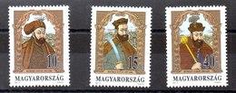 Serie De Hungría N ºYvert 3389/91 (**) - Hungary