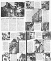 L'ESCALIER EXTERIEUR Dans Les MAISONS RURALES De FRANCE   1949 - Other