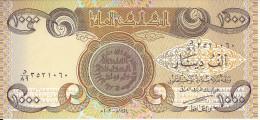 IRAQ - 1000 Dinars 2003 UNC - Iraq