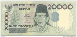 INDONESIE - 20000 Rupiah 1998/1999 - UNC - Indonésie