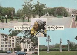 Greetings From Ghana - Accra - Hotel Ambassador - Ghana - Gold Coast