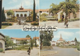 Greetings From Ghana - Accra - L'Universite De Ghana - Legon - Ghana - Gold Coast