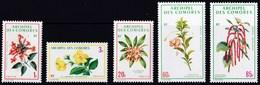 ISOLE COMORES 1971 FLORA - Isole Comore (1975-...)