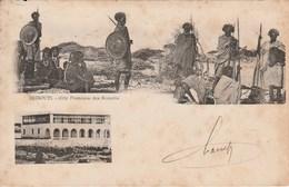 DJIBOUTI Côte Française Des Somalis 1449J - Djibouti