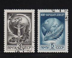 USSR 1984, Minr 5429-5430, Vfu. Cv 11 Euro - Oblitérés