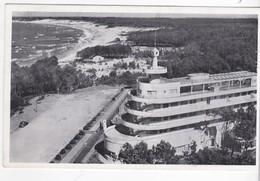 Uruguay - Atlantida R.O.del U - La Playa Con El Hotel Planeta - Uruguay