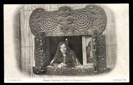 Maggie Papakura, Maori ETHNIQUE - Nouvelle-Zélande