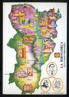 *La Ribagorça...* Congrès Cultura Catalana 1977. Campanya Identificació Del Territori. Nueva. - Mapas