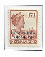 1922 MH Nederlands Indië, Jaarbeurs Bandoeng - Niederländisch-Indien