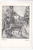 Un Der Ultmuhl, E. Stegmann, 1941 Used Postcard [22295] - Paintings