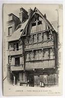 CPA - LISIEUX. Vieilles Maisons De La Grande Rue - Lisieux