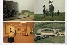 Art Museum, Herning, Sculpture By Robert Jacobsen, 1977 Used Postcard [22299] - Denmark