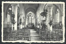 +++ CPA - BERLARE - Binnenzicht Der Kerk - Nels   // - Berlare