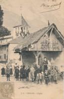 H201 - 38 - CROLLES - Isère - L'Église - Andere Gemeenten