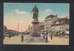 Romania PPC Satu Mare Marosvasarhely 1917 - Roemenië