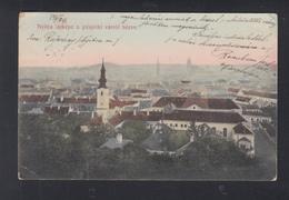 Slovakia PPC Nitra Nyitra - Slowakije