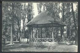 +++ CPA - DOUR - Kiosque Du Parc Communal   // - Dour