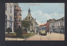 Hungary PPC Pecs Irgalmasok Utcaja 1922 - Hungary