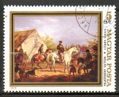 HONGRIE  Tableaux De K Sterio 1979 N°2672 - Hungary
