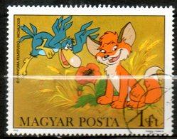 HONGRIE  Vuk Le Petit Renard 1982 N°2833 - Hungary